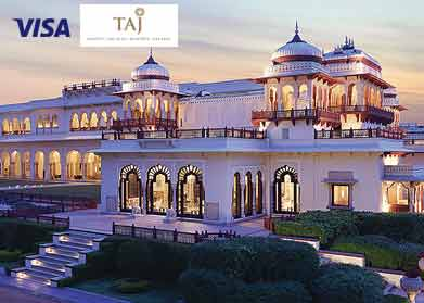 Taj Hotels, Resorts and Palaces Offer