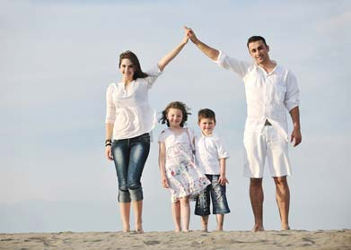 Life Insurance - Security for you and your family
