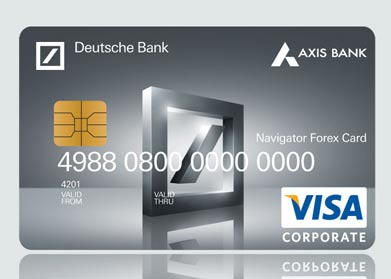 Axis bank prepaid forex card customer care